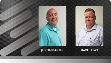 Justin Barth & Dave Lowe Hired Featured