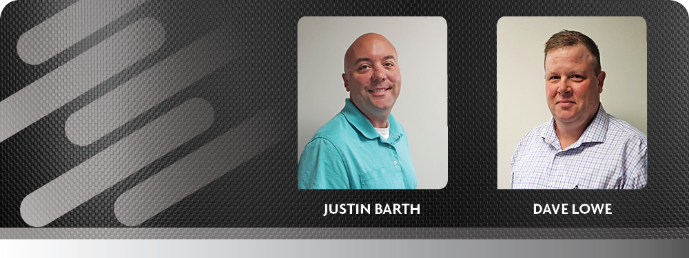 Justin Barth & Dave Lowe Hired