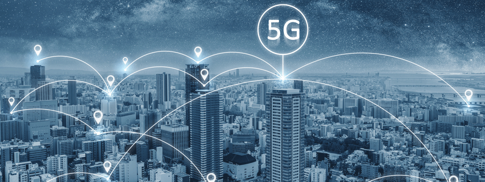 5G Being Distributed to Businesses