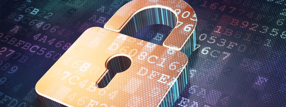 Lock among computer code