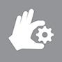 White Glove Installation Icon