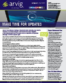 April 2020 Newsletter Post
