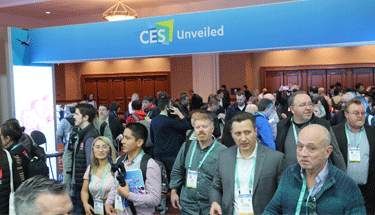 CES Unveiled Featured