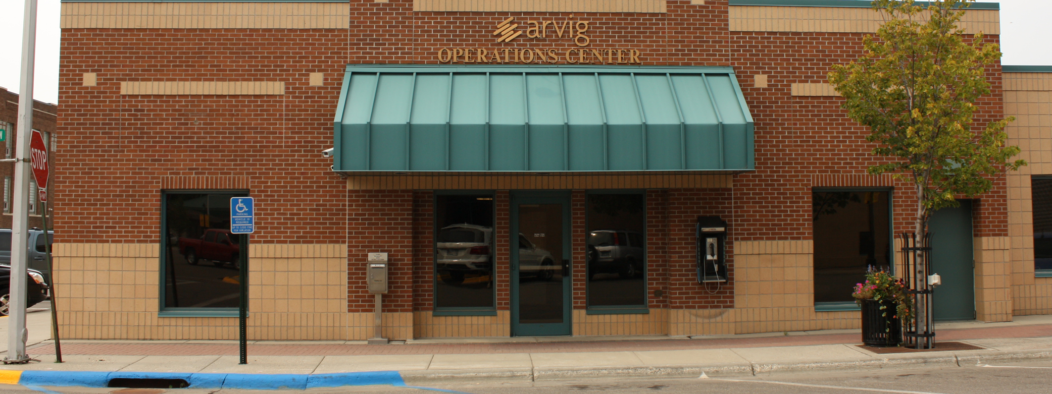 Arvig Perham Retail Location