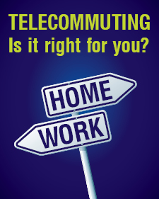 Telecommuting Infographic Post
