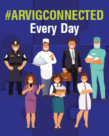 ArvigConnected Every Day Infographic Post