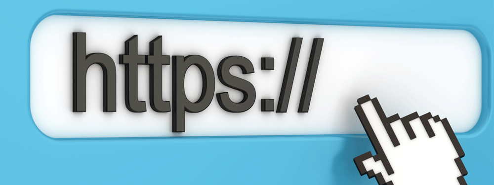 HTTPS Being Clicked