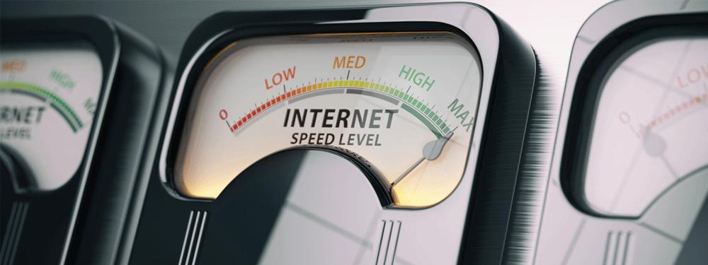 Internet Speed Level