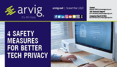 November 2020 Newsletter Featured