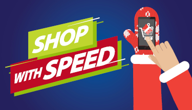 Shop with Speed Infographic Featured