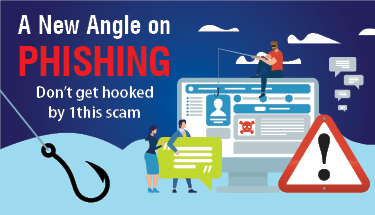 A New Angle on Phishing Content Feature