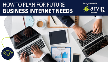How to Plan for Future Business Internet Needs Featured