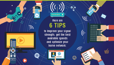 6 Ways to Optimize Your Home Internet Featured