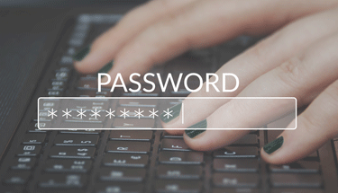 Secure password on a laptop Featured