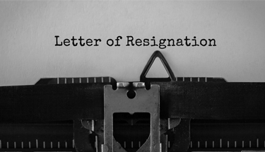 Letter of Resignation Featured