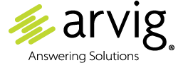 Arvig Answering Solutions Logo