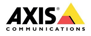 Video Surveillance Axis Communications Logo