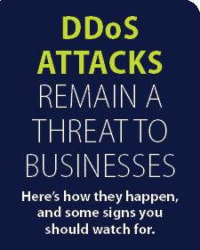 DDoS Mitigation Featured Content