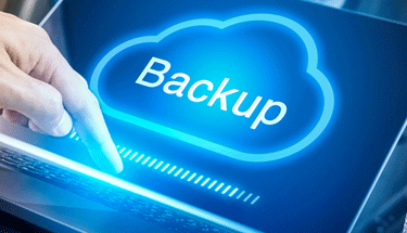 Backup cloud on laptop Featured