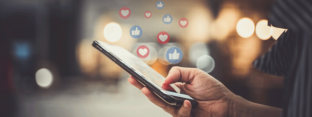 Likes Reactions Facebook Mobile
