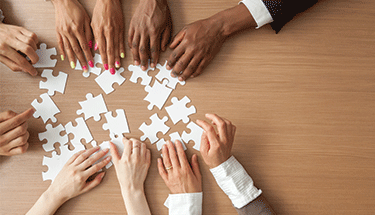 Puzzle pieces employement careers Featured