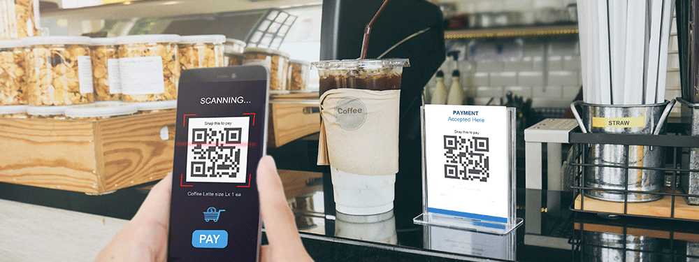 Mobile QR Code Payment