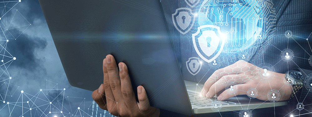 Laptop VPN Security