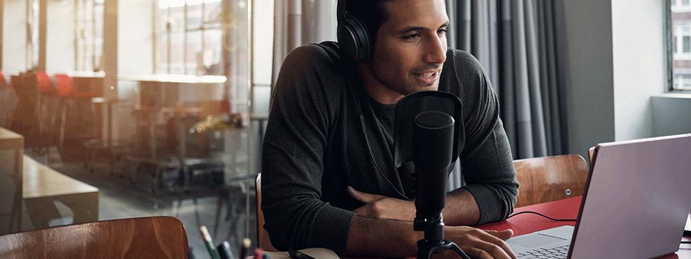 Man Broadcasting Podcast