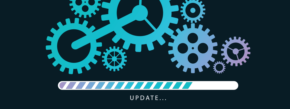 Updates with gears