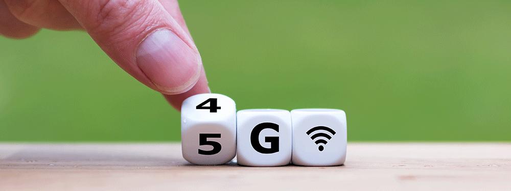 4G 5G Upgrade