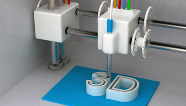 3D printer printing 3D featured image