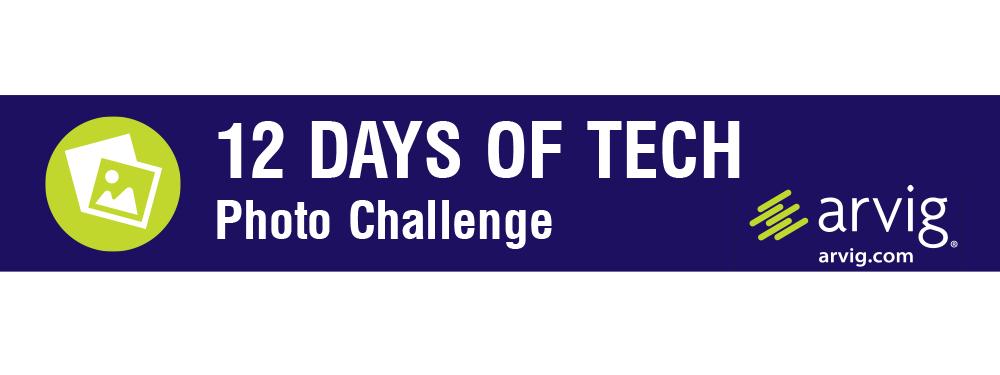 12 Days of Tech Banner
