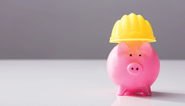 Piggy Bank Financial Protection Featured