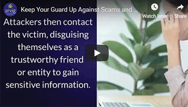 Scams and Fraud Featured