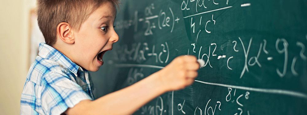Child Einstein Science Math