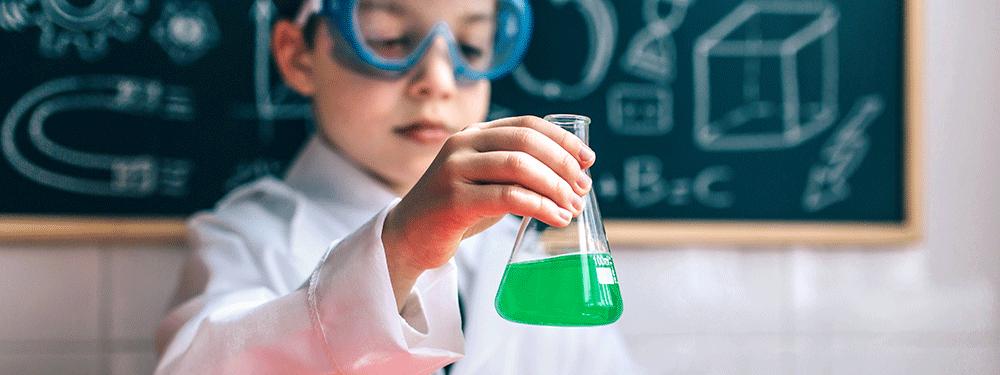 Child Scientist Chemistry