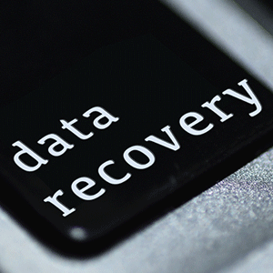 Data recovery button