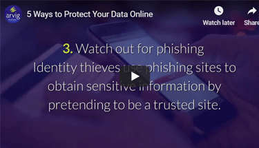Ways to Protect Your Data Online Featured