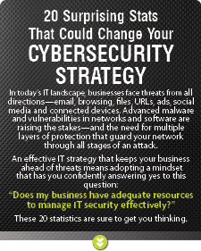 Change your cybersecurity strategy