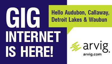Gig Announcement Audubon, Callaway, Detroit Lakes & Waubun Featured