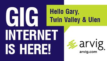 Gig Announcement Gary, Twin Valley & Ulen Featured