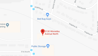 New Hope location on map Featured