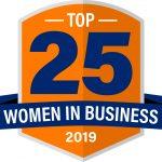 Top 25 Women Logo 2019