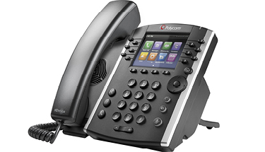 Hosted PBX corded phone