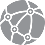 Network reach icon Wholesale Internet