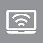 Internet Service Reliability icon Wholesale Internet